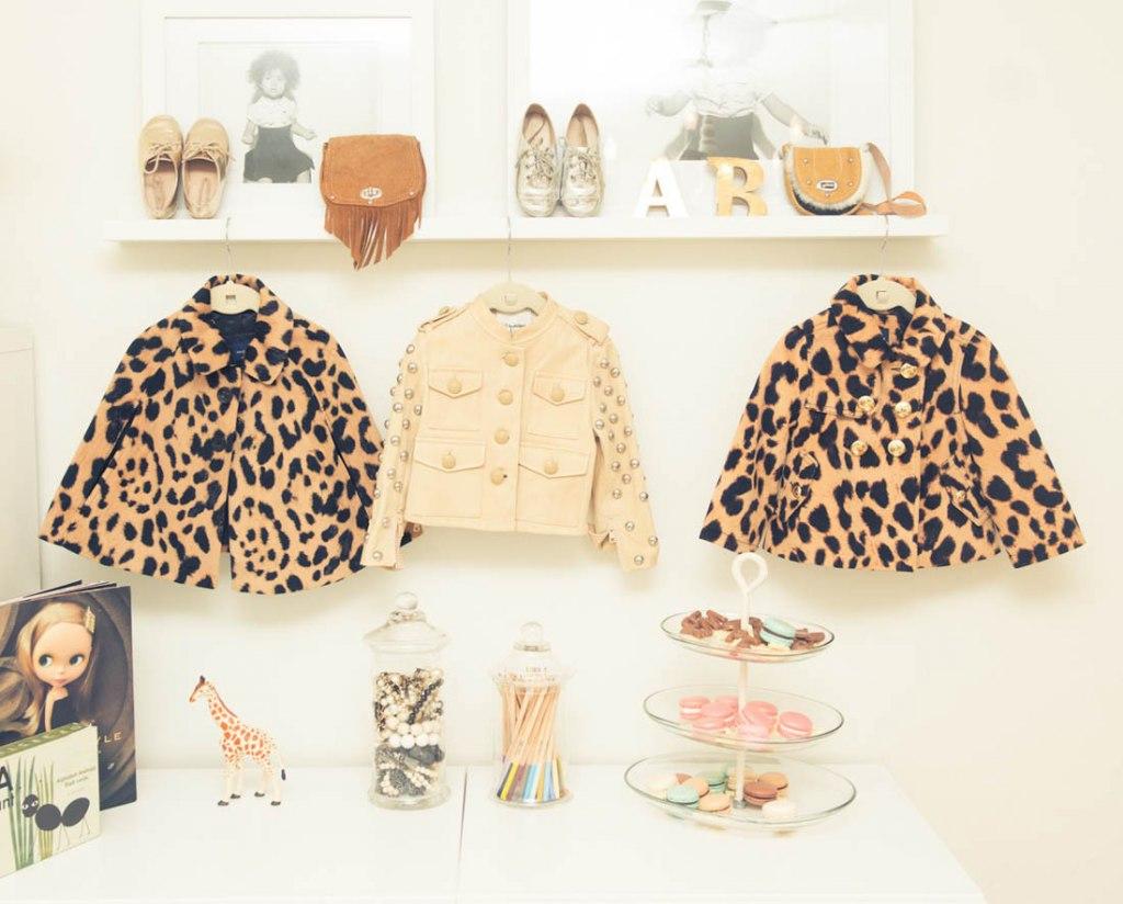 Closet Alaia Rose Barbier