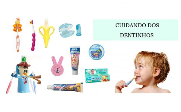 Cuidando dos Dentinhos
