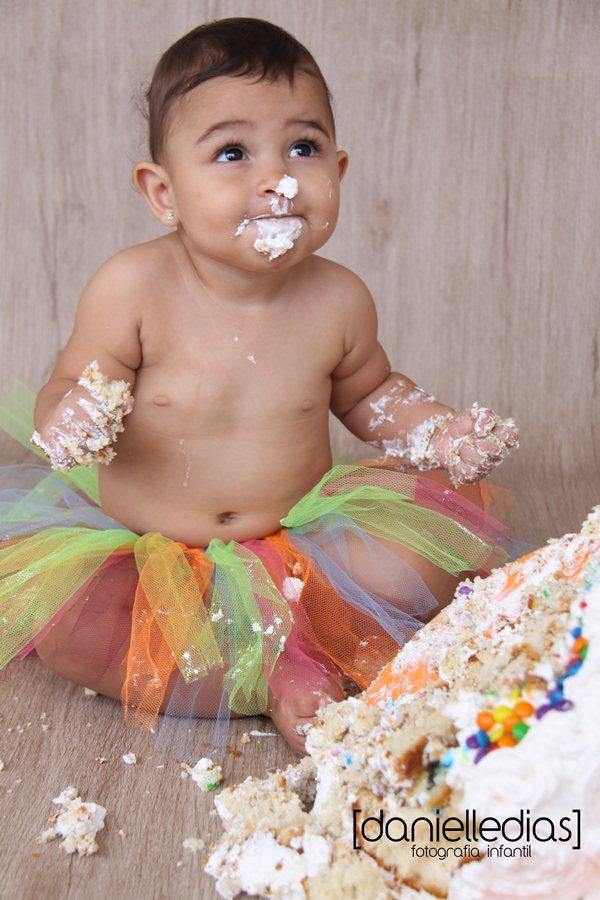 Smash the cake 3