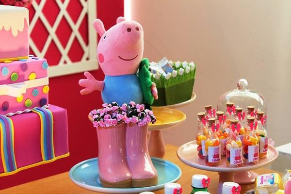 festa de aniversario peppa pig 5